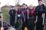 duke of Edinburgh Canoeing