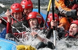 Whitewater Rafting on River Dee