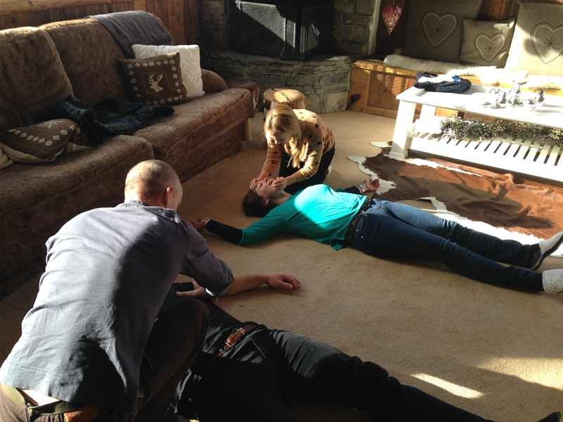 Alpine First Aid courses