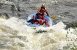 High Water Rafting