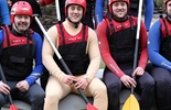 Stag Weekends Whitewater Rafting