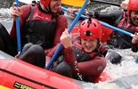 Stag Do Whitewater Rafting
