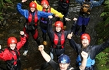 Team Building Gorge Walking